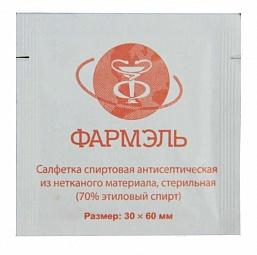 Салфетки с этиловым спиртом